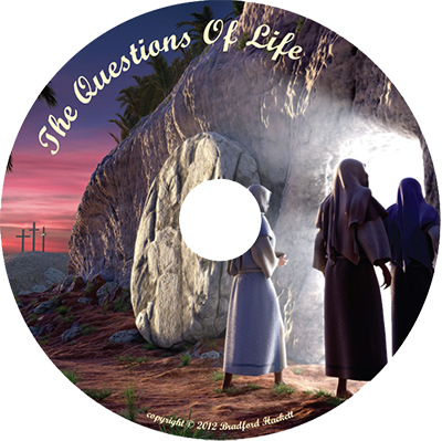 The Questions of Life CD Label